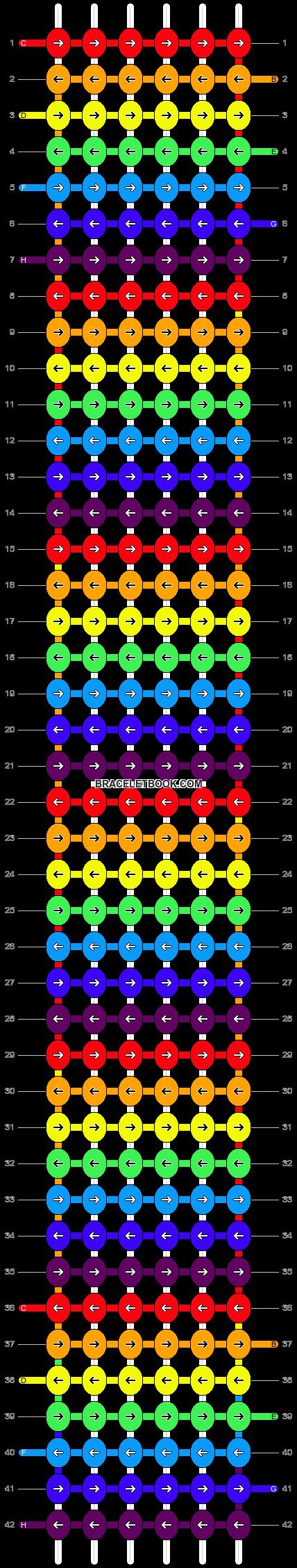 Alpha pattern #12398 pattern
