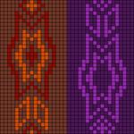 Alpha pattern #12399