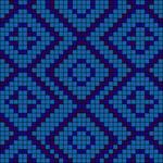 Alpha pattern #12401
