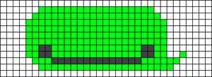 Alpha pattern #12402
