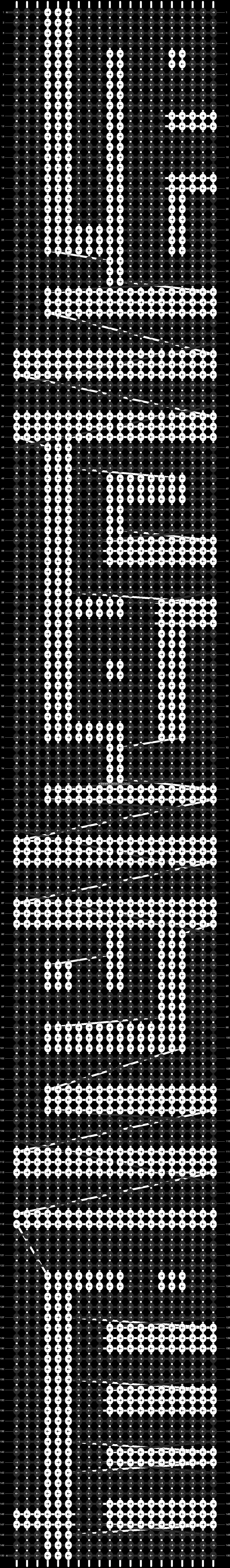 Alpha pattern #12404 pattern