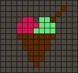 Alpha pattern #12405