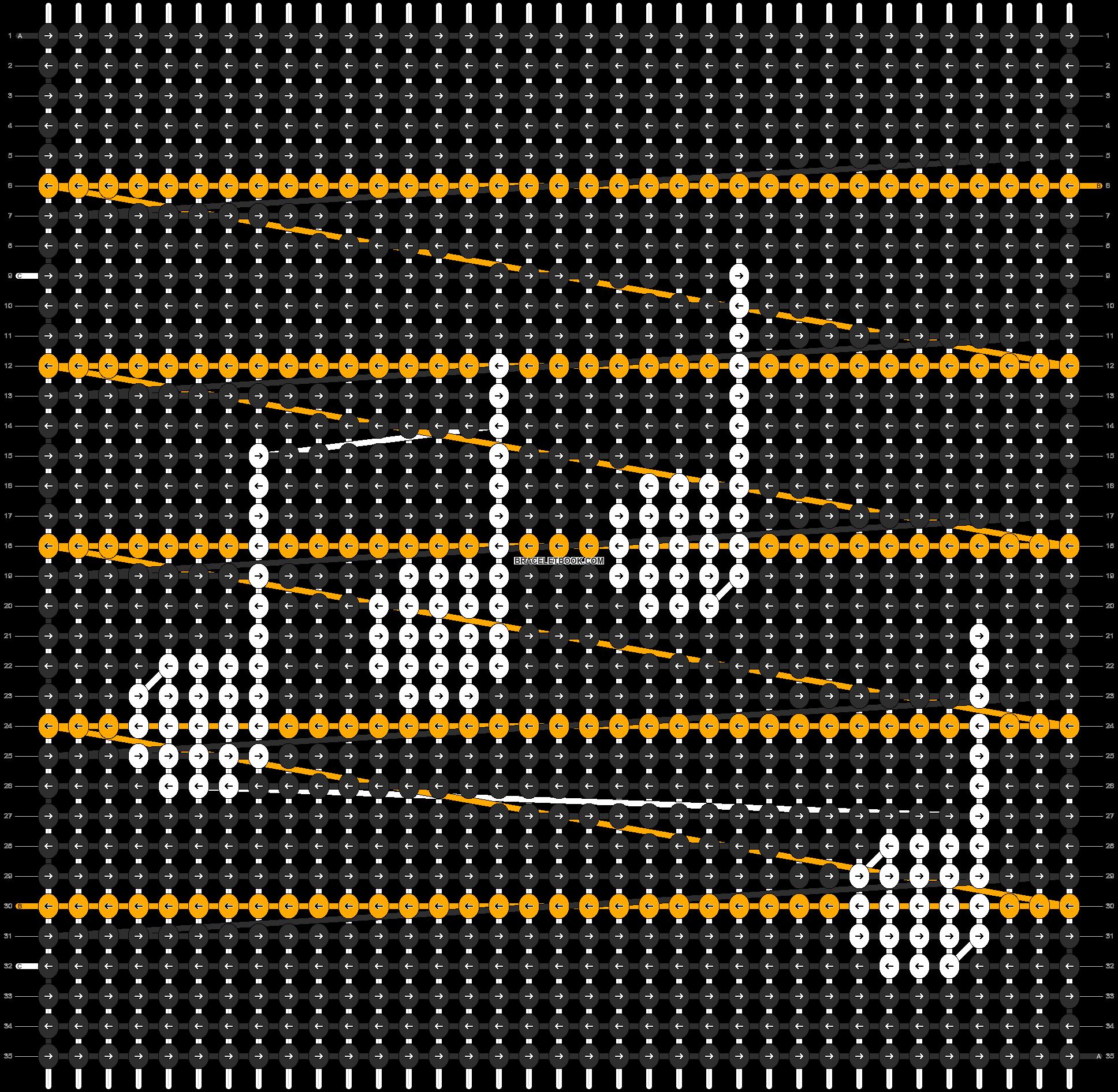 Alpha pattern #12408 pattern
