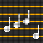 Alpha pattern #12408