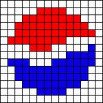 Alpha pattern #12411