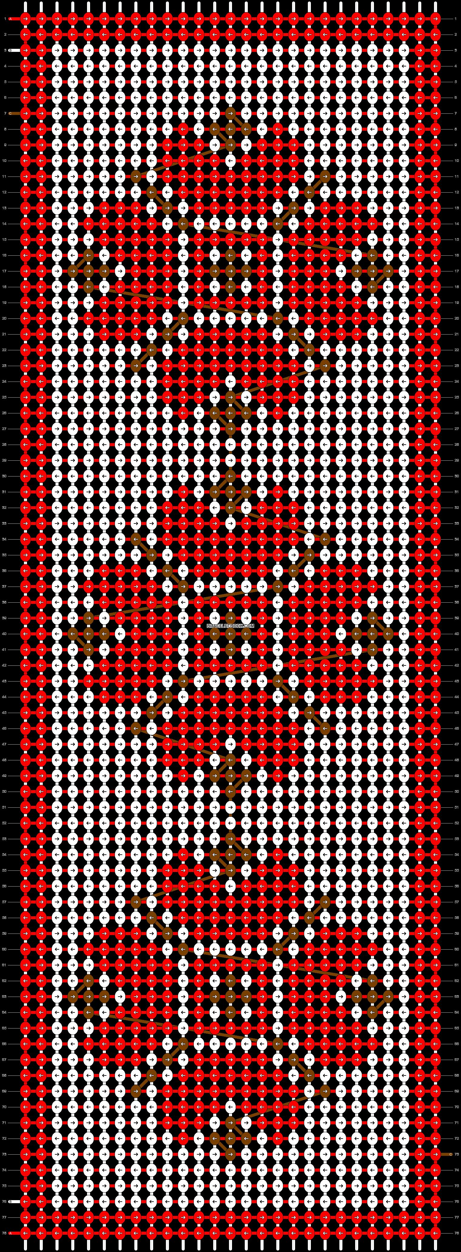 Alpha pattern #12415 pattern