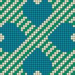 Alpha pattern #12416