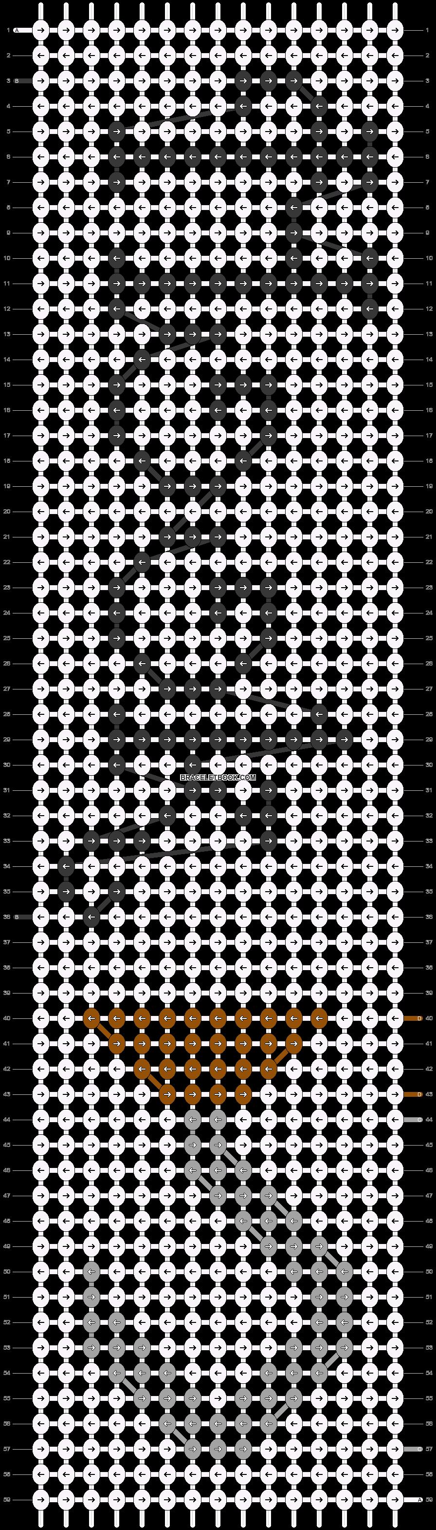 Alpha pattern #12419 pattern