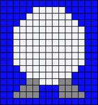 Alpha Friendship Bracelet Pattern #12423