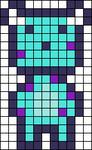 Alpha pattern #12425