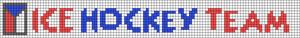 Alpha Friendship Bracelet Pattern #12429