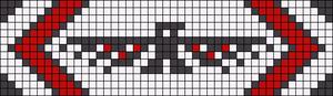 Alpha pattern #12437
