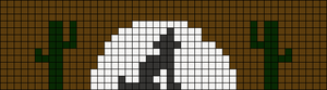 Alpha pattern #12438