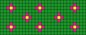 Alpha pattern #12451