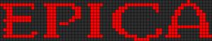 Alpha pattern #12453