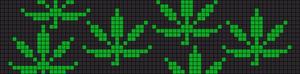 Alpha pattern #12456