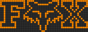 Alpha pattern #12457
