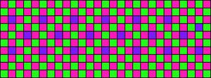 Alpha pattern #12461