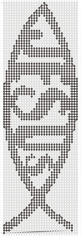 Alpha pattern #12465 pattern