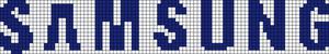 Alpha pattern #12480