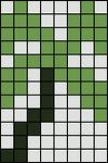 Alpha pattern #12490