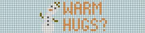 Alpha pattern #12493