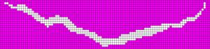 Alpha Friendship Bracelet Pattern #12494