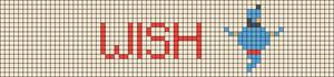 Alpha pattern #12506
