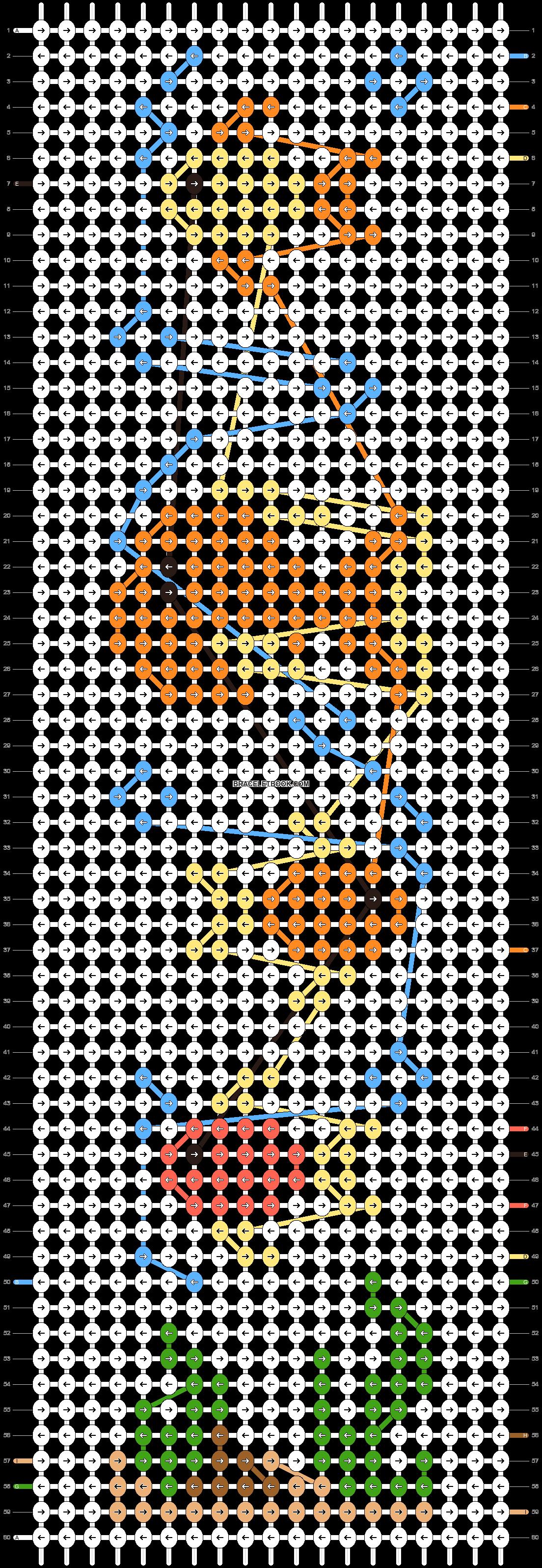 Alpha pattern #12509 pattern