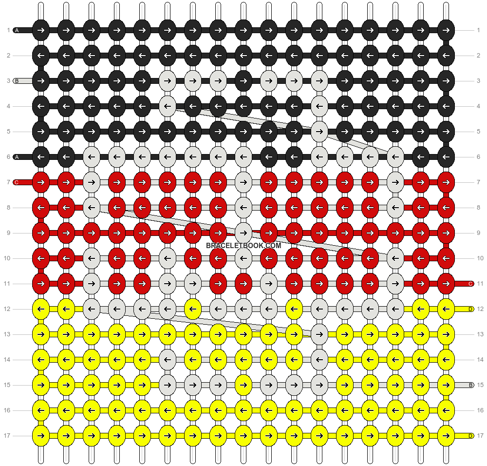 Alpha pattern #12511 pattern