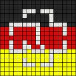 Alpha pattern #12511