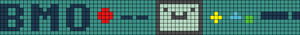 Alpha pattern #12513