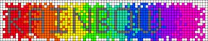 Alpha pattern #12519