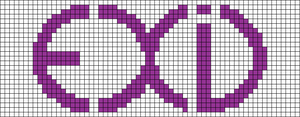 Alpha pattern #12531