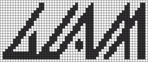 Alpha pattern #12532