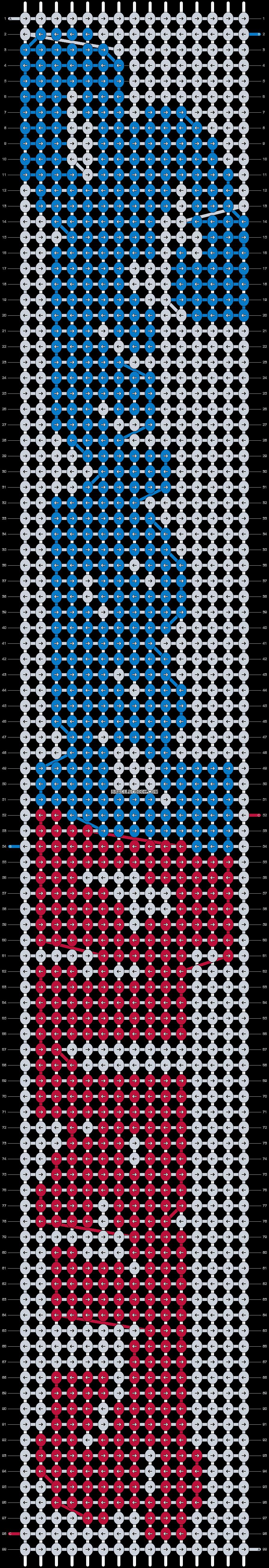 Alpha pattern #12533 pattern