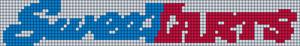 Alpha Friendship Bracelet Pattern #12533