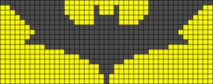 Alpha pattern #12535