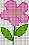 Alpha Friendship Bracelet Pattern #12538