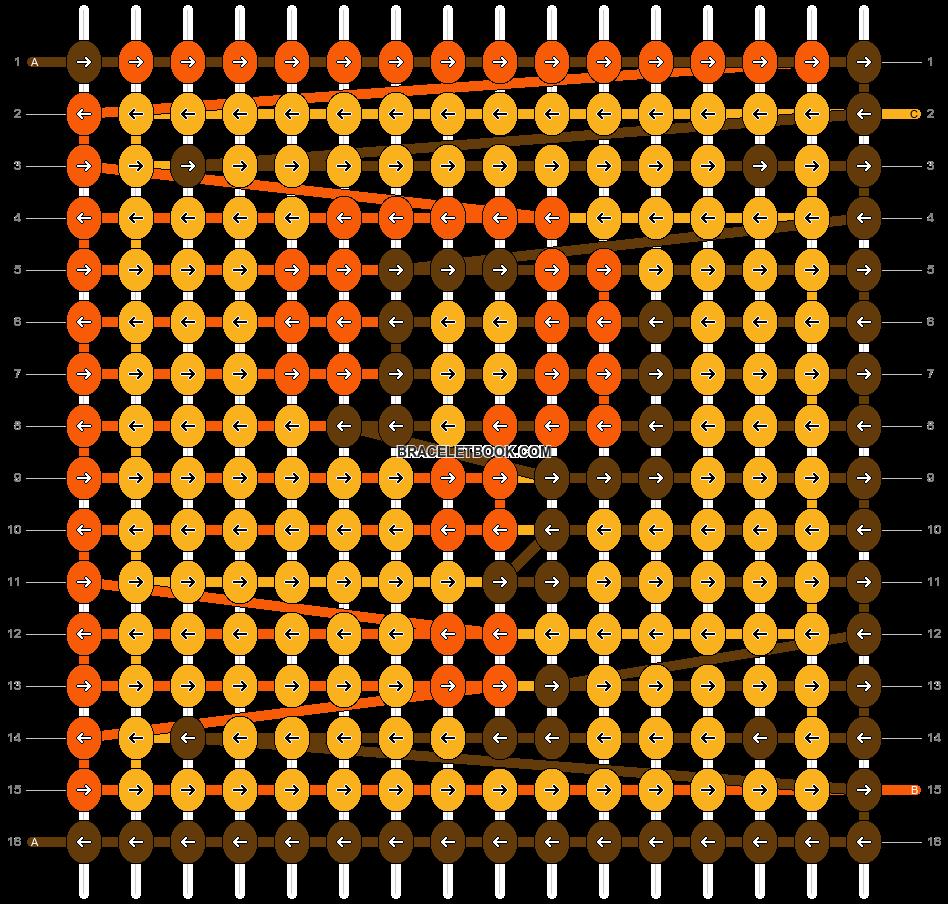 Alpha pattern #12539 pattern