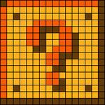 Alpha Friendship Bracelet Pattern #12539