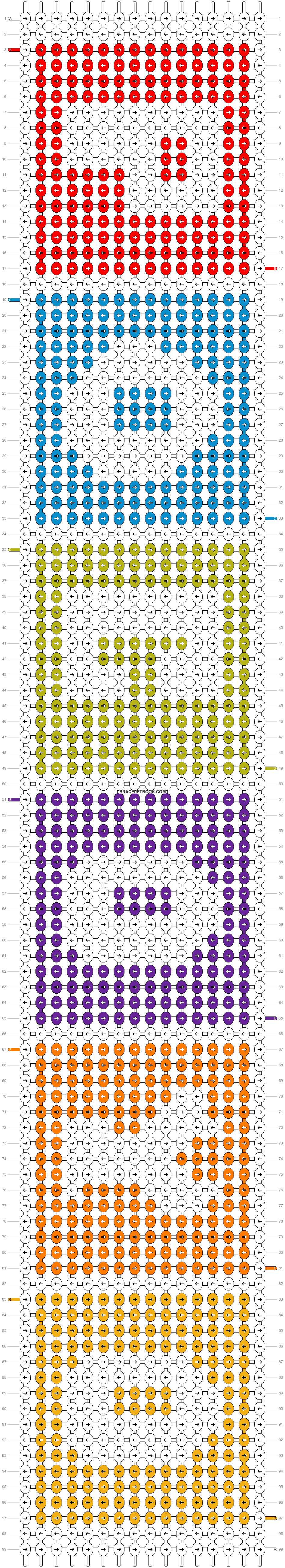 Alpha pattern #12548 pattern
