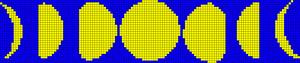 Alpha pattern #12551