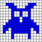 Alpha pattern #12552