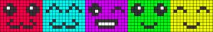 Alpha pattern #12553