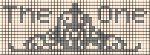 Alpha pattern #12561