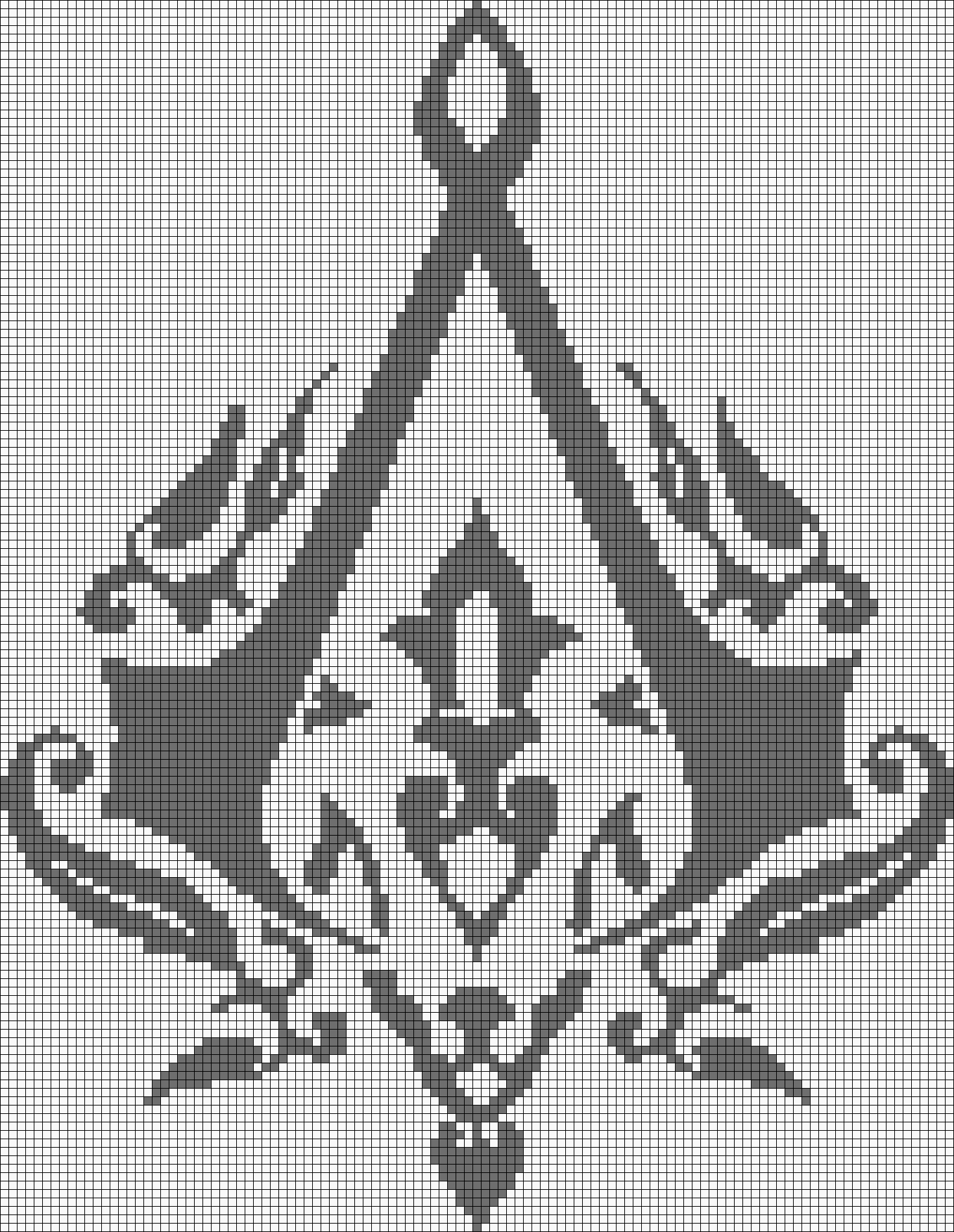 Alpha pattern #12562 preview