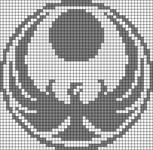 Alpha pattern #12564