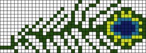 Alpha pattern #12574