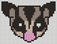 Alpha pattern #12576